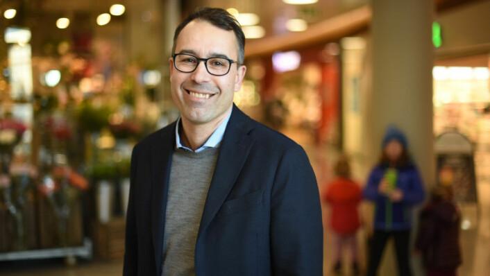 Kai Gulbrandsen: – Princess har stor tro på å jobbe på nye måter for å treffe kundene, sier. (Foto: Martin Fjellanger)