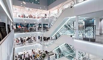 H&M med 3 prosent vekst i 2018