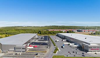 Nordens største e-handelslager i Göteborg