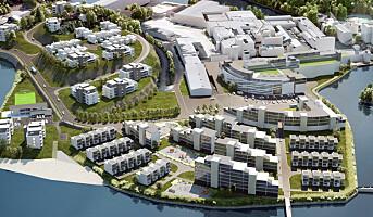 Storsenter skal bygges i Vennesla