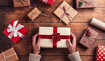 Vekst i julehandelen på nett, men billigere produkter