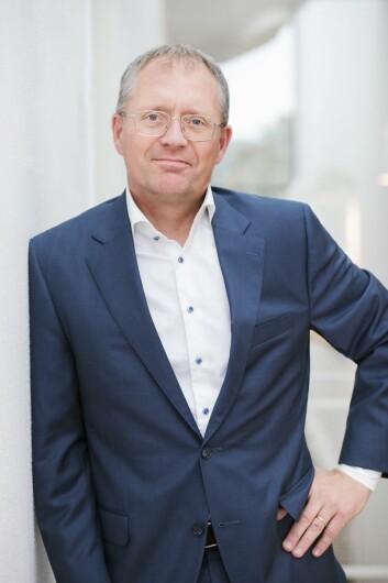 CFO Peter Andersson er nå i tillegg også fungerende CEO for KappAhl.