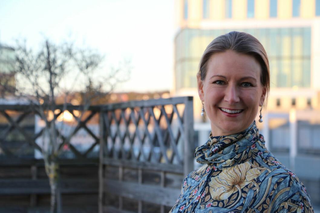 Kristine Vergli Grant-Carlsen (Foto: St1 Norge AS)