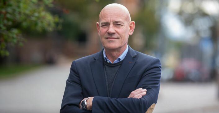 Bror Stende, direktør for faghandel i Virke