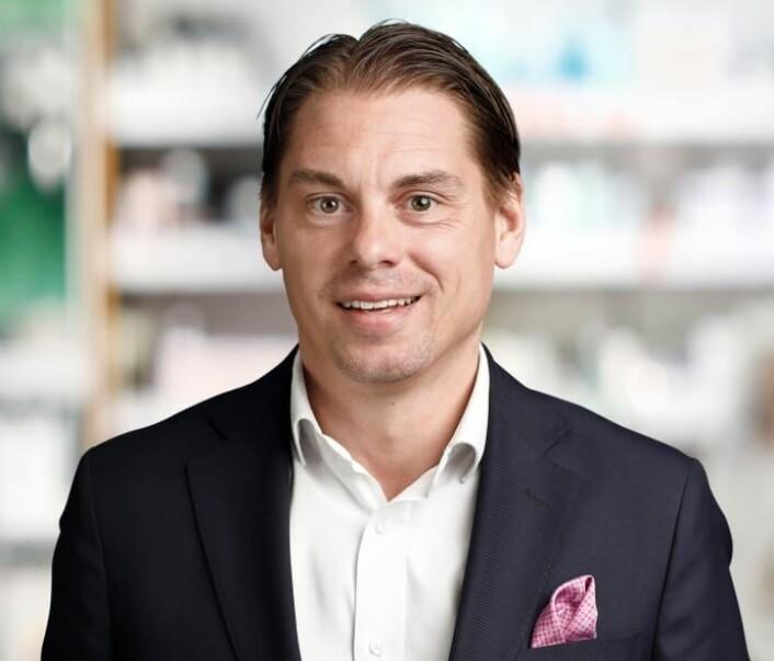 Eric Lundberg begynte som VD i Kjell & Company i høst.