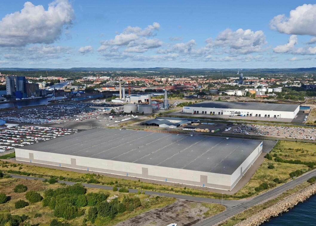 Biltemas sentrallager i Halmstad skal bli 50% større.