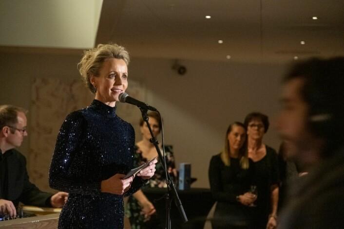 Leder i Det Norske Måltid, Kristin Austigard. (Foto: Bitmap)