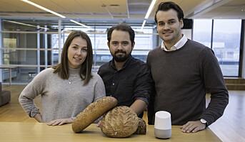 Først i Norge med kjøp via smarthøyttaler