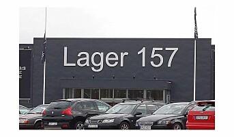 Lager 157 etablerer seg i Oslo