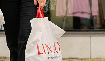 Reduserer plastposebruken ytterligere