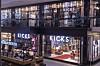 Kicks åpner første flagskipbutikk i Norge