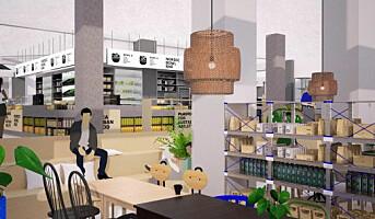 IKEA åpner citybutikker i metropoler
