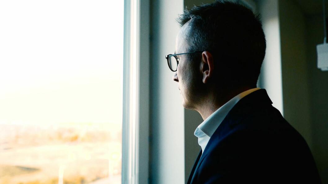 Hermann Haraldsson er CEO i Boozt.