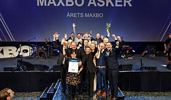 Kåret til Maxbos beste varehus