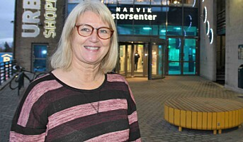 Narvik Storsenter: Fornyet og vedlikeholdt