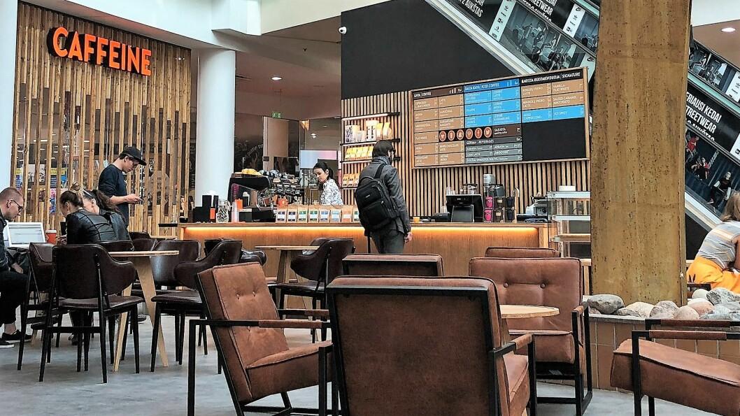 Det er til sammen 60 Caffeine Roasters i Estland, Latvia og Litauen som Reitan Convenience nå overtar.