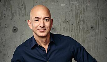 Jeff Bezos 'Handelens Mektigste' i Sverige