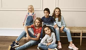 KappAhl Kids nytt butikkonsept