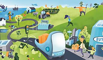 Utsteder grønt obligasjonslån