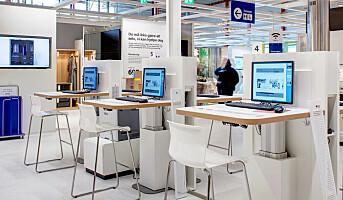 IKEA vurderer netthandelsplattform à la Zalando