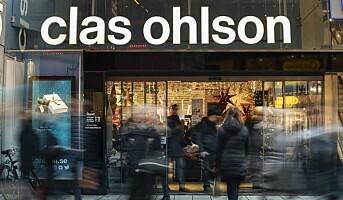 Norge er landet hvor Clas Ohlson vokser mest