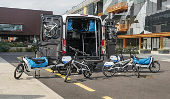 Tester transportsystem for mindre kø