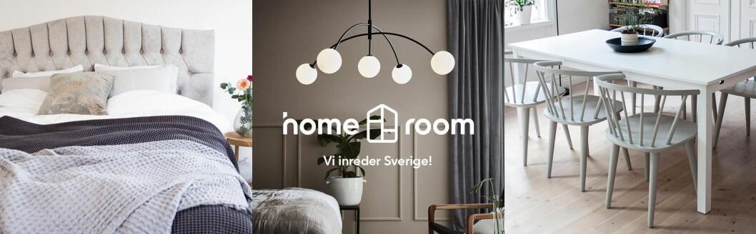 Forsiden på den svenske portalen. (Foto: Ellos)