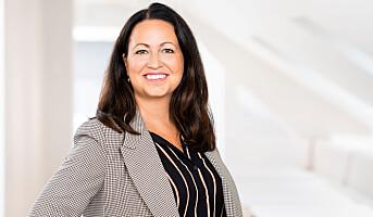 Hun er den nye salgsdirektøren i Lindex