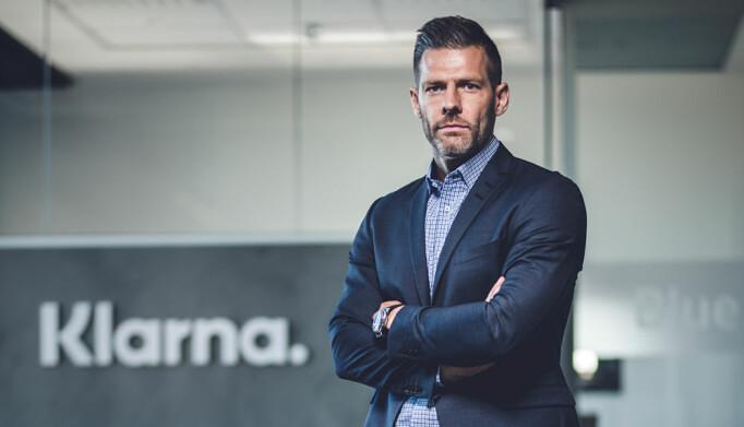 Thomas Elvestad er markedsdirektør i Klarna.