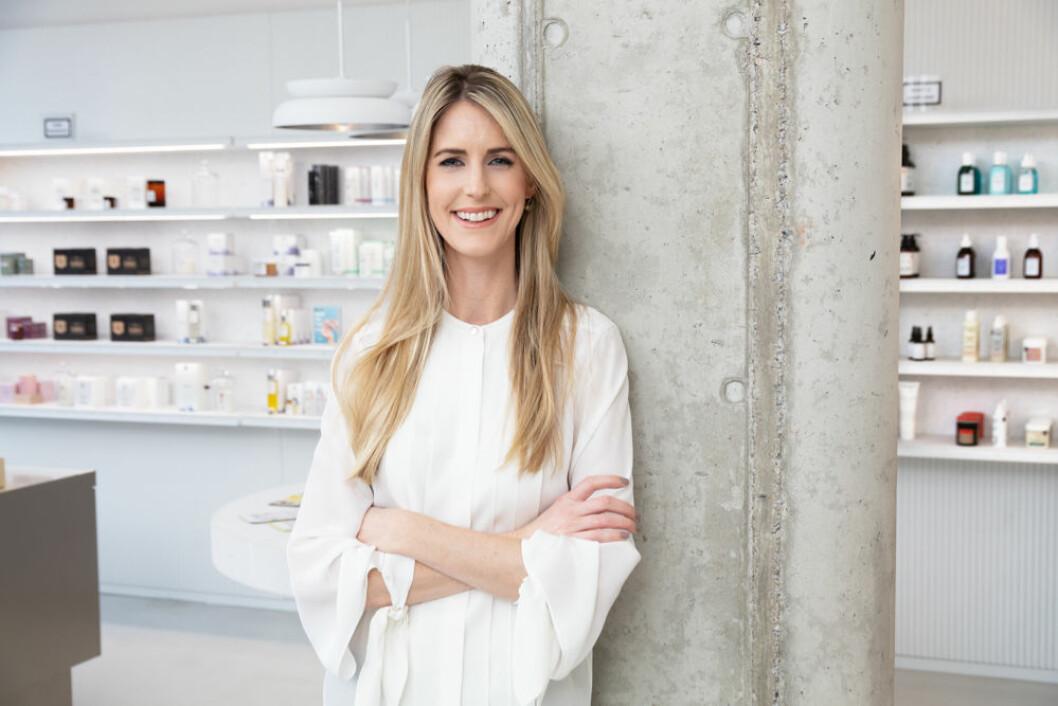 Pamela Wade-Lehman: – Zalandos skjønnhetssortiment har i dag mer enn 10.000 produkter fra over 250 merker. (Foto: Zalando)