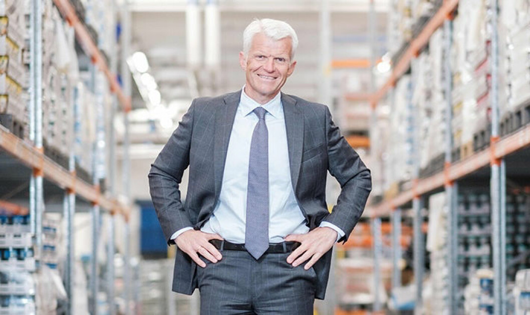 Erik Volden: – Vi har en offensiv vekststrategi, og det er derfor spesielt viktig for oss å investere i matvarekategorier vi ser er i rask utvikling. (Foto: Kavli)