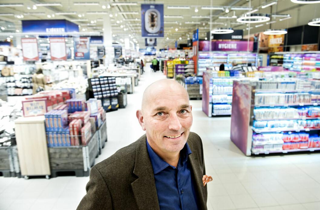 Knut Wellerop: – Det ble for stor risiko for ikke å lykkes med en god dagligvarebutikk med ønsket parkering. (Foto: Coop Eiendom)