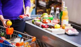 Forventet prisøkning på mat og alkoholfri drikke