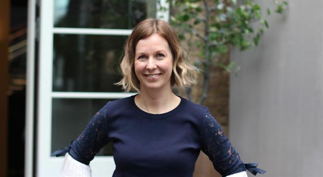 Annika Elfström (Foto: Lindex)