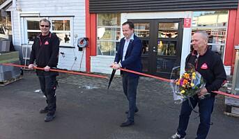 Byggmakker med nye butikker i Grenland