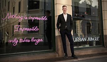 Ny leder i Urban Jungle