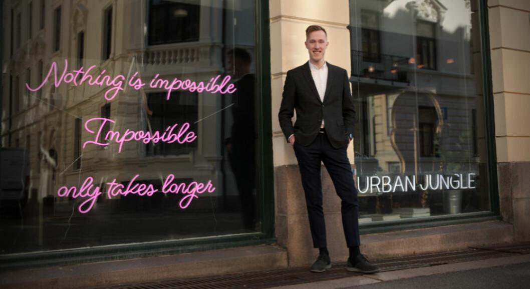 Urban Jungle satser videre og ansetter Magnus Reite som leder for bygulvsutvikling. (Foto: Urban Jungle)