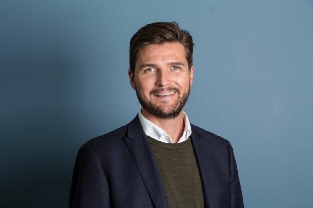 Henning Eriksen er administrerende direktør i Specsavers Norge.