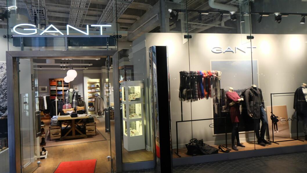 Økte priser på klær var den største bidragsyteren til månedsveksten. (Ill. foto: Odd Henrik Vanebo)