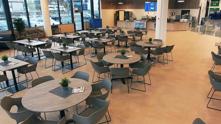 Biltemas suksess skyldes delvis at varehuset er blitt et opplevelsessenter med egen café.