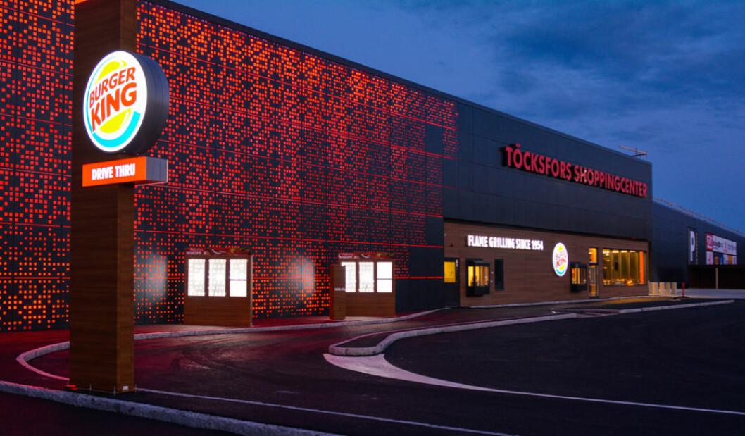 NYÅPNING: Töcksfors Shoppingcenter har utvidet, pusset opp og åpnet nye butikker på senteret. (Fotos: Thon Eiendom)