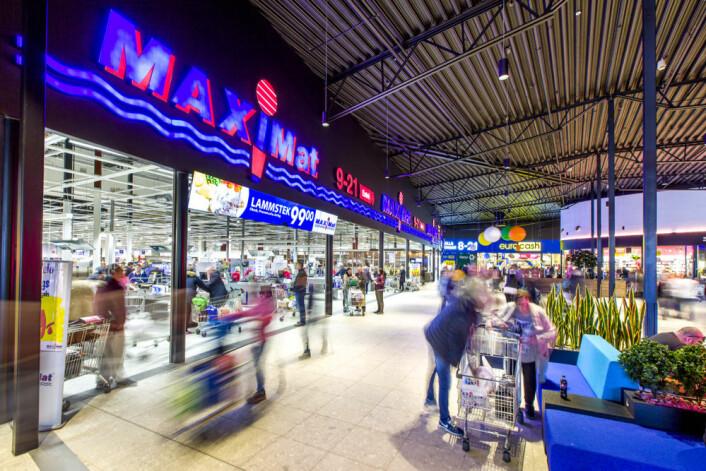 MaxiMat har utvidet butikken.