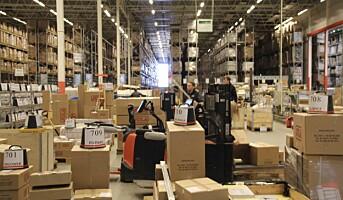 Innkjøp og logistikk er kjernevirksomhet for Jula