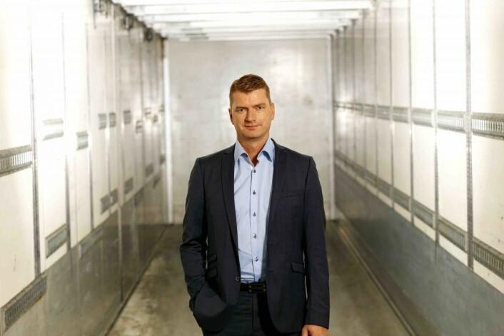 Knut Sollund er adm. dir. i ColliCare.