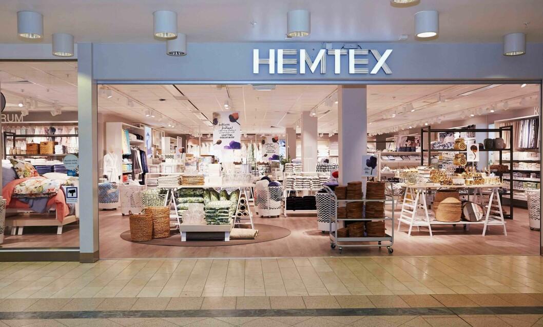Ill. foto fra Kungsbacka: Hemtex