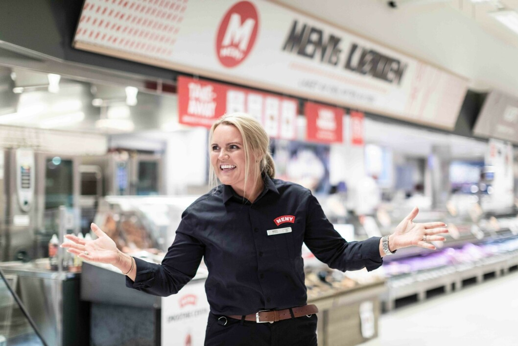 Monica Ervig Kjendalen ble Årets butikksjef 2018. Foto: Vidar Alvik/Meny