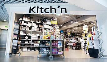 Kitch'n stenger fire butikker og åpner tre nye