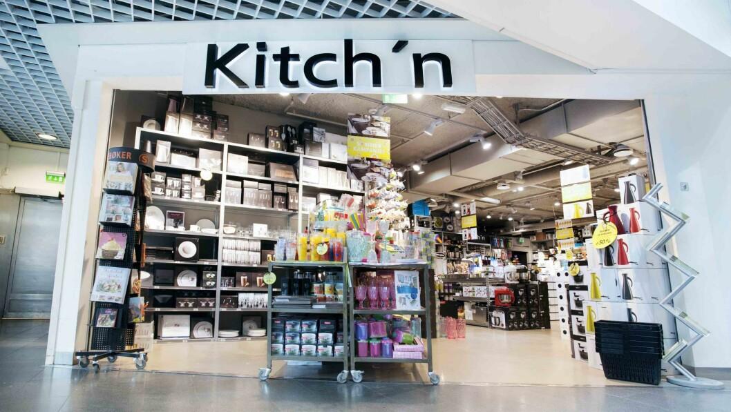 'Ingen begrensinger for å åpne eller stenge Kitch'n-butikker.' (Foto: Oslo City)