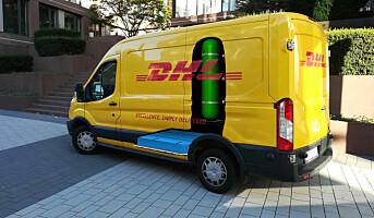 DHL utvikler elektriske biler med brenselcelle