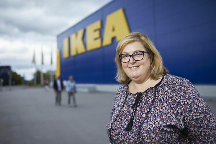 <br />Clare Rodgers – CEO i IKEA Norge (Foto: IKEA)